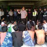 Terlibat Tawuran, 75 Pemuda Digiring ke Polsek Tambora