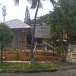 Satu Bangunan Berdiri di Lahan Fasos-Fasum Perumahan Permata Buana