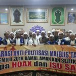 Majelis Ta'lim Wal Mudzakaroh Al Khoirot Gelar Deklarasi Pemilu Damai