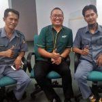 Pimpinan Pondok Pesantren Kunjungi Bank Syariah Mandiri Sengkang