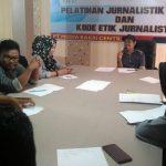 Dengan UKW, Wartawan Jadi Lebih Profesional