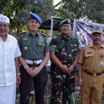 Pemerintah Kota Denpasar Gelar Apel Pasukan Amankan Hari Suci Nyepi