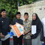 Dua Warga Kabupaten Wajo Dapat Bantuan Rumah Impian