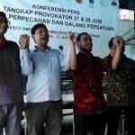 Tangkap Provokator 27-28 Juni Tolak Perpecahan dan Galang Persatuan