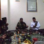 Banser Musirawas Sumsel Kunjungi Pesantren Darussaadah