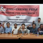 Jelang KLB PSSI, KPMPB Desak Presiden Bersihkan Mafia Bola di PSSI