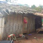 Tak Ada Perhatian Pemkab Tangerang, Warga Desa Kemuning Saweran Untuk Bedah Rumah