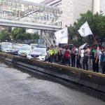 Diduga Rombongan Wapres Putar Arah Karena Aksi Bela Rakyat Gorut Jilid 4