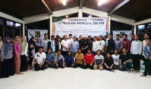 Densus 88 Hadiri Kaderisasi Nasional GPI di Banten